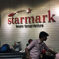 Photo taken at Starmark by Alexandre A. on 10/1/2016