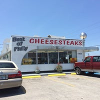 Photo taken at Best Of Philly Cheesesteaks by Alex E. on 7/18/2014