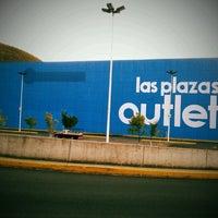 Photo taken at Las Plazas Outlet Guadalajara by Adal H. on 10/18/2012