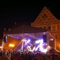 Photo taken at Náměstí ČSA by Mariusz C. on 8/16/2013