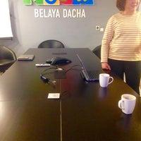 Photo taken at Conference room MEGA Belaya Dacha by Kseniya K. on 2/17/2017