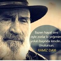 Photo taken at Kanal Boyu by Çağatay Ü. on 9/25/2015