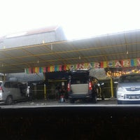 Photo taken at Dinar car wash by Lia H. on 7/20/2014