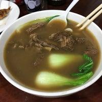 Foto tomada en Lan Zhou Handmade Noodle & Dumpling por Roman S. el 11/8/2017