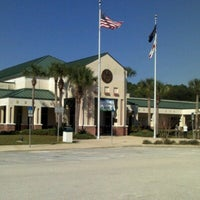 Photo taken at Florida Welcome Center (I-95) by Andrew J. on 11/1/2012