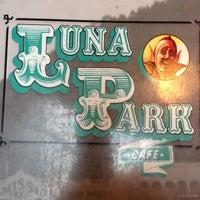Photo taken at Luna Park Cafe by Cheryl C. on 12/1/2012