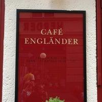 Das Foto wurde bei Cafe Engländer von Cheryl C. am 9/15/2013 aufgenommen