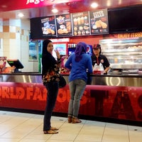 Photo taken at KFC by Achil S. on 2/21/2014