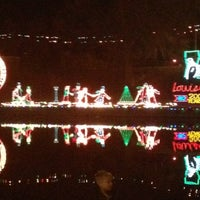 ... Photo Taken At Natchitoches Christmas Lights By Robin W. On 11/24/2012  ...