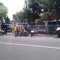 Photo taken at Pasar Manis. Purwokerto by Enzo R. on 11/1/2012