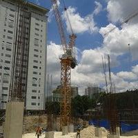 Photo taken at solinea work site, ayala, cebu business park by Yongertz R. on 6/5/2014