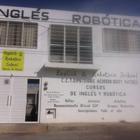 Photo taken at English And Robotics School by Juanelo S. on 12/6/2014
