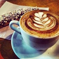 Photo taken at Espresso Vivace by Jennifer N. on 5/8/2013