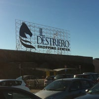 Photo taken at Il Destriero Shopping Center by Marco V. on 2/12/2014