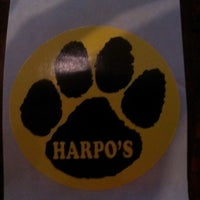 Photo taken at Harpo's Bar and Grill by Stacey S. on 9/7/2013