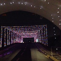 Photo taken at Charlotte Motor Speedway Christmas Light Show by 🌴Pina 🌺 G. on 12/30/2013
