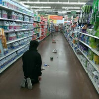 Photo taken at Walmart Supercenter by Jun M. on 1/30/2014