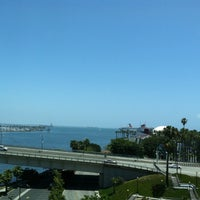 Photo taken at Residence Inn by Marriott Long Beach Downtown by Santhosh V. on 5/24/2013