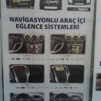 Photo taken at Opel Arpel Plaza by Serkan T. on 1/28/2014