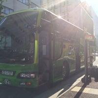 Photo taken at 博多駅夜行バス乗り場 by Mizuho 瑞. on 5/3/2014