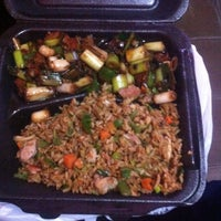 Photo taken at China Wok by Miguelito H. on 1/23/2015
