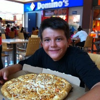 Photo taken at Domino's Pizza by Naty C. on 4/30/2014