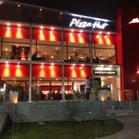 Photo taken at Pizza Hut by Rafael C. on 10/28/2012