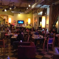 Photo taken at Melodies Cafe by Jak (J. C.) D. on 10/4/2012