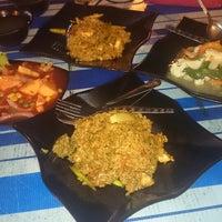 Photo taken at Hasnah Seafood a.k.a Tom Yam Ganja by WAWA P. on 6/27/2014