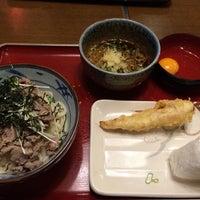 Photo taken at 金比羅製麺 京都大山崎店 by やさぐれ カ. on 6/25/2014
