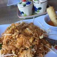Photo taken at Onny's Thai Restaurant by Kat F. on 3/16/2017
