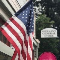 Photo taken at Sherman's General Store by TimSamsTravelUSA on 4/15/2017