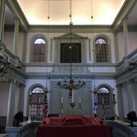 รูปภาพถ่ายที่ Touro Synagogue โดย Jason เมื่อ 8/3/2018