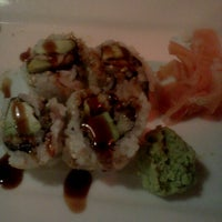 Photo taken at Wasabi Japanese Restaurant by Cecilia W. on 2/19/2013