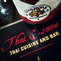 Photo taken at Thai Esane by David W. on 9/12/2014