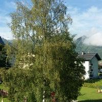Photo taken at Kaprun, Austria by Chayma A. on 8/18/2014