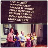 9/10/2013にSeth C.がNew Dramatistsで撮った写真