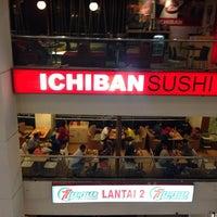 Photo taken at Ichiban Sushi by Kazuya S. on 1/19/2014