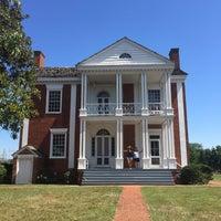 Photo taken at Vann House Historic Site by Miriam P. on 6/30/2016