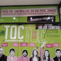 Foto scattata a Multiteatro da Erick M. il 11/17/2012