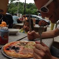 Photo taken at Bartolotta's Pizzeria Piccola by Lai King M. on 7/23/2013