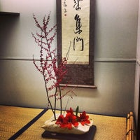 Photo taken at Ikebana Flower by Albert D. on 12/21/2013