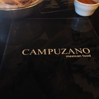 Photo taken at Campuzano by Chad A. on 1/12/2014