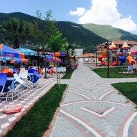 Photo taken at 100. Yıl Parkı by Olcay K. on 6/22/2014