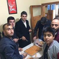 Photo taken at Pozantı Ülkü Ocakları by Batuhan Y. on 11/24/2015
