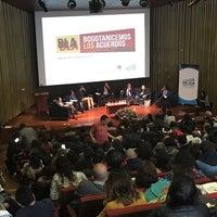 Photo taken at Centro De Memoria, Paz Y Reconciliacion by Angela V. on 7/13/2017