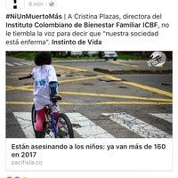 Photo taken at Centro De Memoria, Paz Y Reconciliacion by Angela V. on 5/5/2017