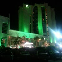 Photo taken at Holiday Inn Salmiya by Ricky A. on 12/4/2012