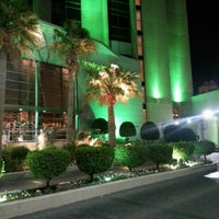 Photo taken at Holiday Inn Salmiya by Ricky A. on 10/20/2012