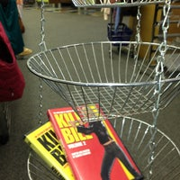 Photo taken at Goodwill by Gelinda on 3/29/2014